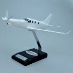 Your Custom Painted Daher-Socata TBM 900 Scale Model Airplane with Detailed Interior