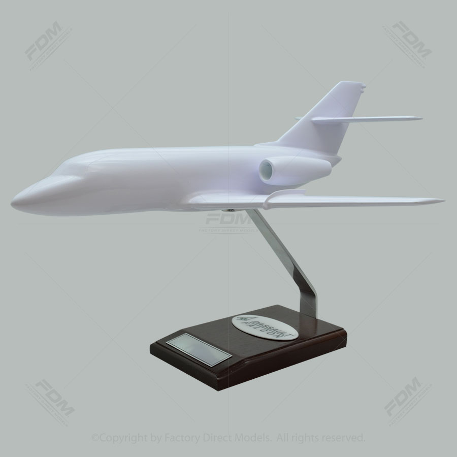 Your Custom Painted Dassault Falcon 20 Scale Model