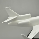 Your Custom Painted Dassault Falcon 900LX Scale Model