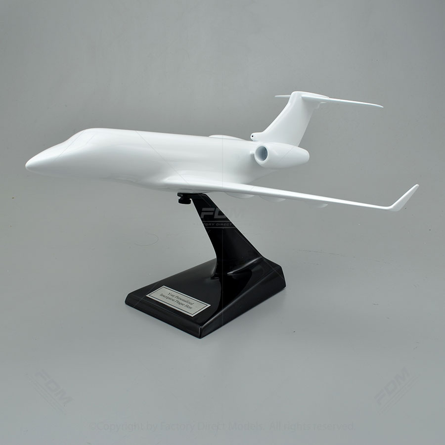 Your Custom Painted Embraer Legacy 450 Scale Model
