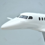 Your Custom Painted Embraer Phenom 100 Scale Model Airplane with Detailed Interior