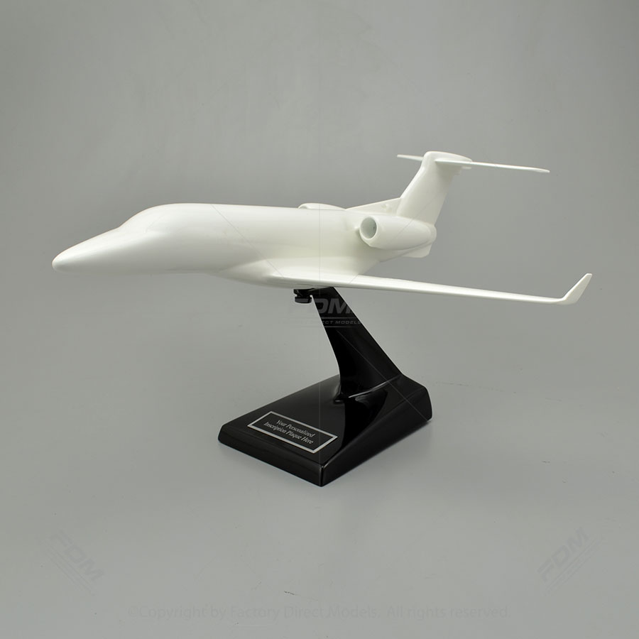 Your Custom Painted Embraer Phenom 300 Scale Model