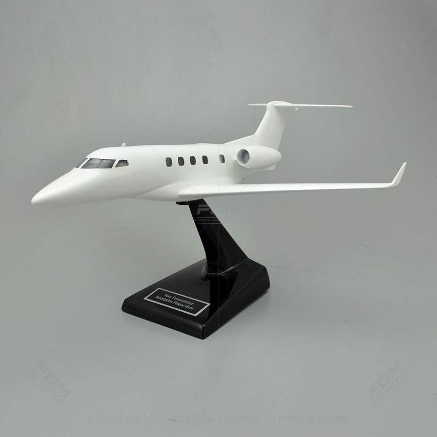 Your Custom Painted Embraer Phenom 300 Model with Detailed Interior
