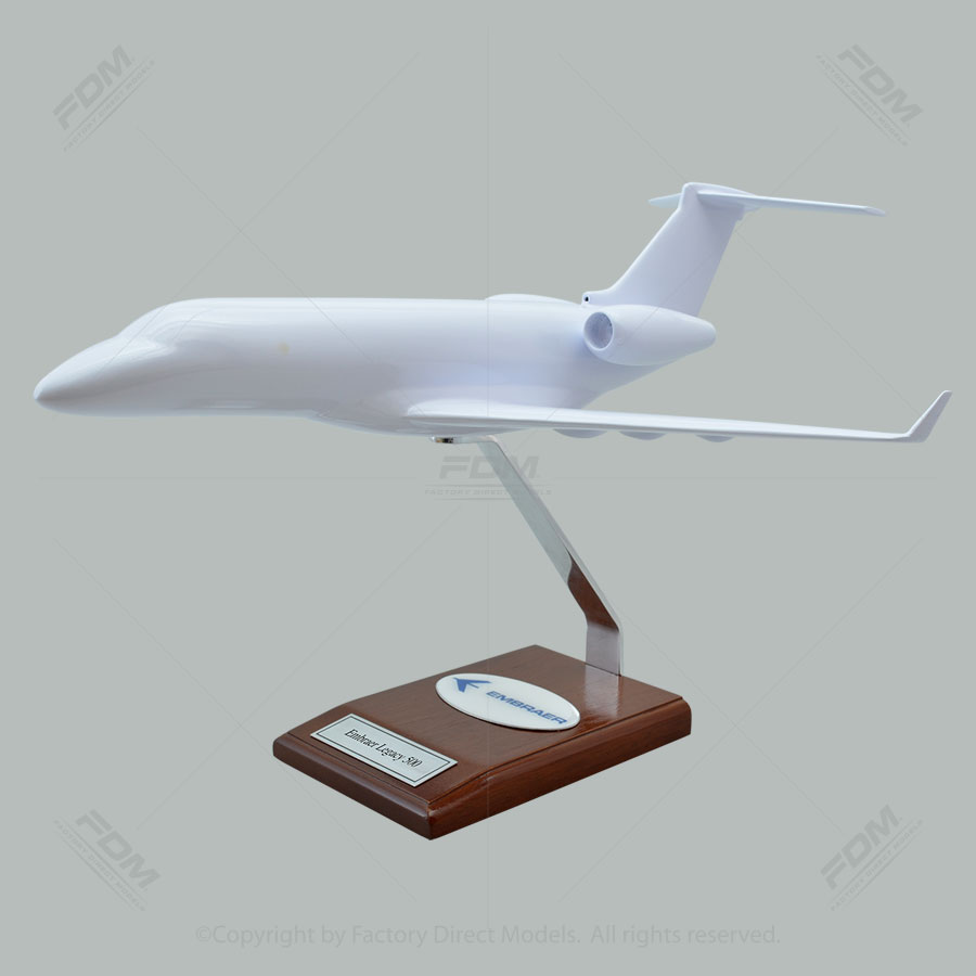 Your Custom Painted Embraer Legacy 500 Model