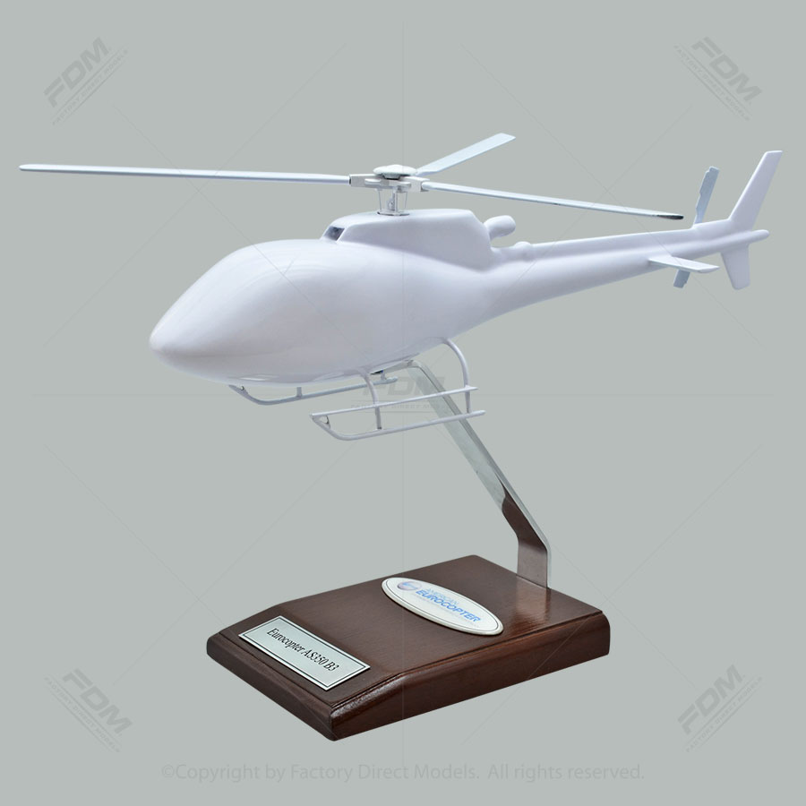 Your Custom Painted Eurocopter AS350 B3 Scale Model