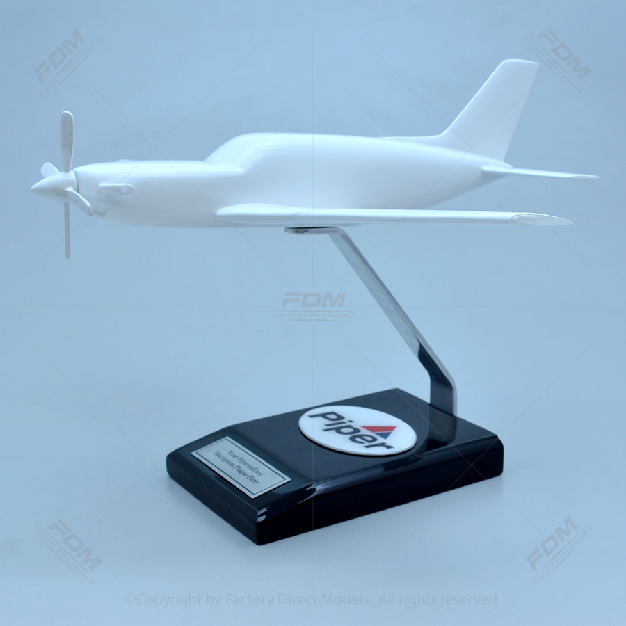 Your Custom Painted Piper PA-46-500TP Malibu Meridian Scale Model Airplane