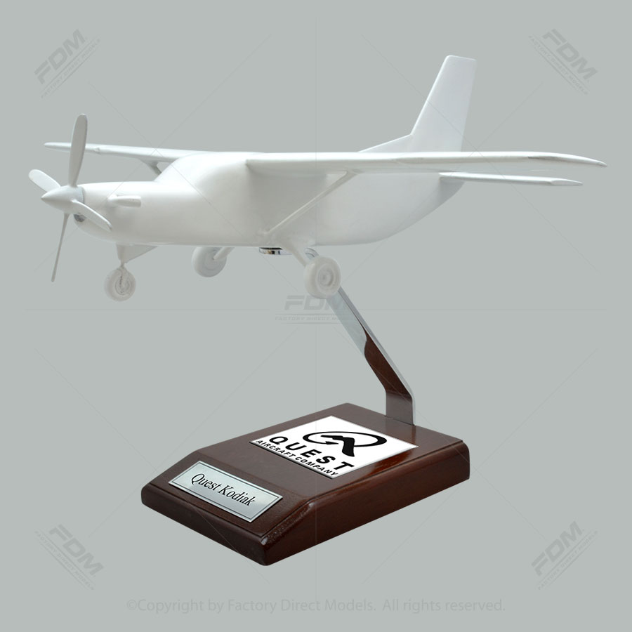 Your Custom Painted Quest Kodiak Scale Model Airplane
