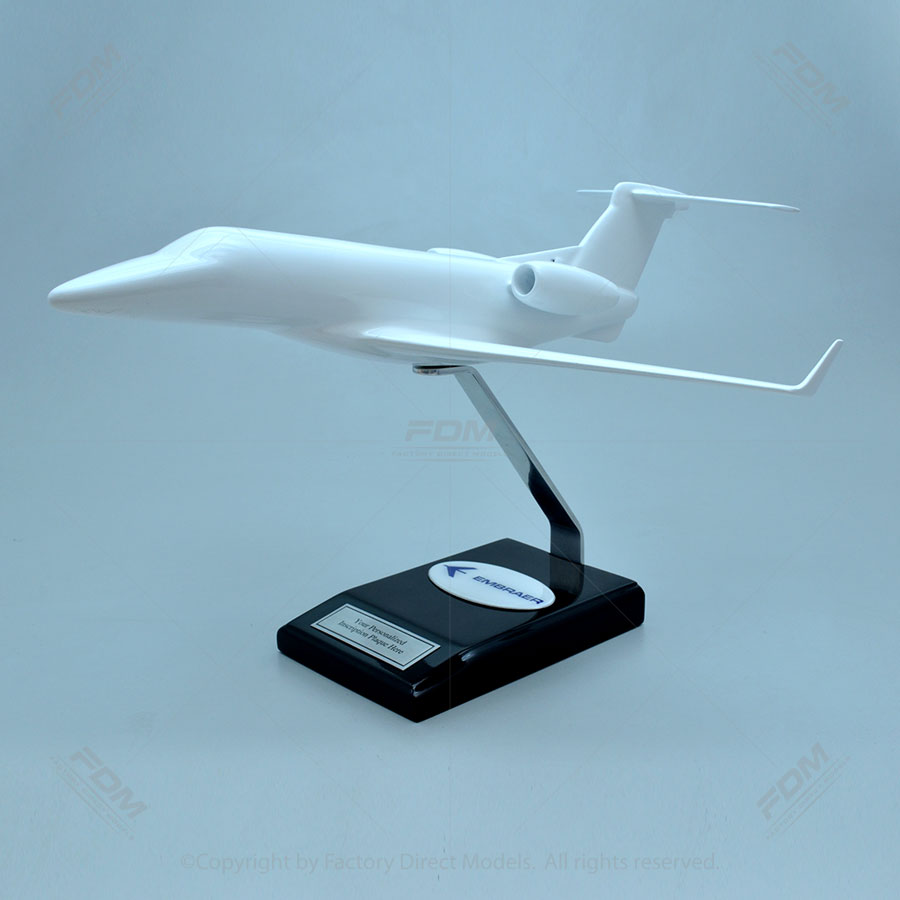 Your Custom Painted Embraer Phenom 300 Scale Model Airplane