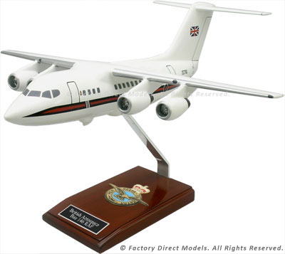 British Aerospace Bae 146 RAF Model