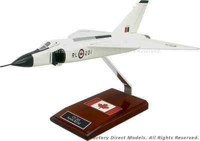 Avro Canada CF-105 Arrow RCAF Model