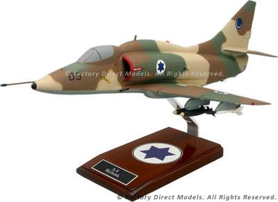 Douglas A-4 Skyhawk Israeli Model