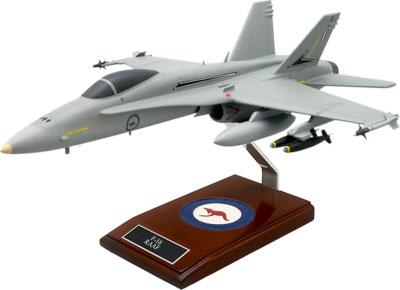 McDonnell Douglas F-18A RAAF Model