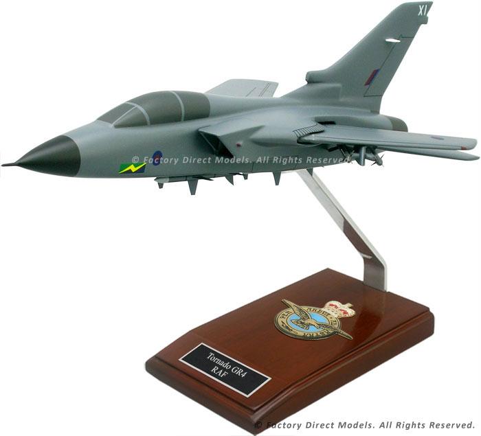 Tornado GR4 RAF Model Airplane