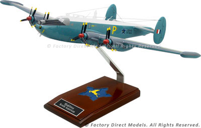 Avro Shackleton South Africa Scale Model