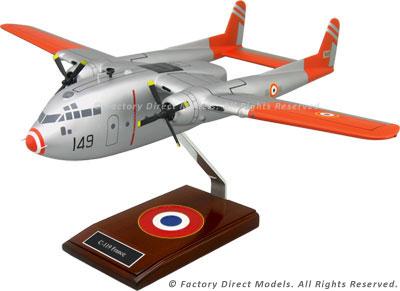Fairchild C-119 Flying Boxcar France Model