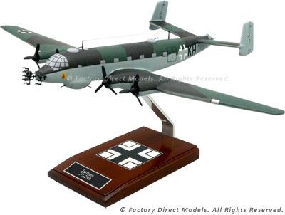 Junkers JU-290 Scale Model