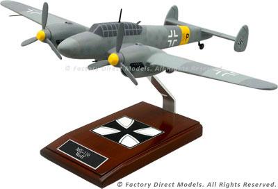 Messerschmitt ME-110 Wolf Scale Model