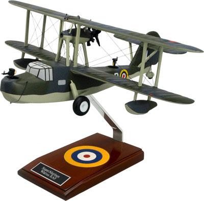 SuperMarines Walrus RAF Scale Model
