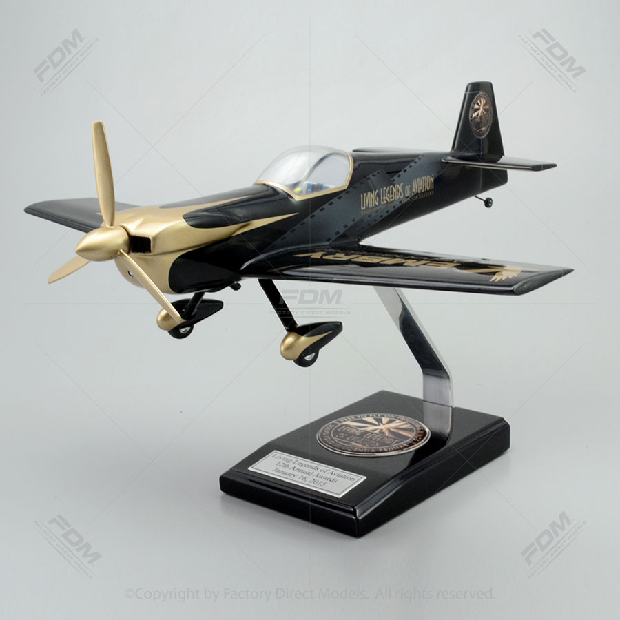 Great Planes Eagle 580 Living Legend of Aviation Paint Scheme Model with Detailed Interior