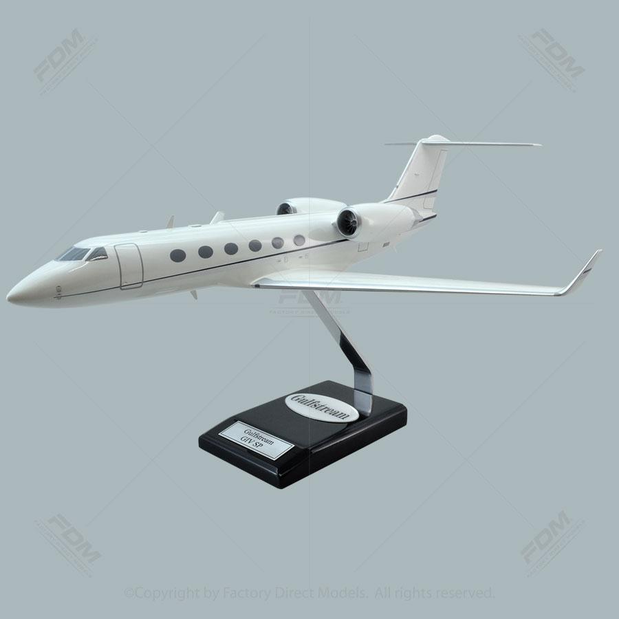 Gulfstream G-IV SP Model Airplane