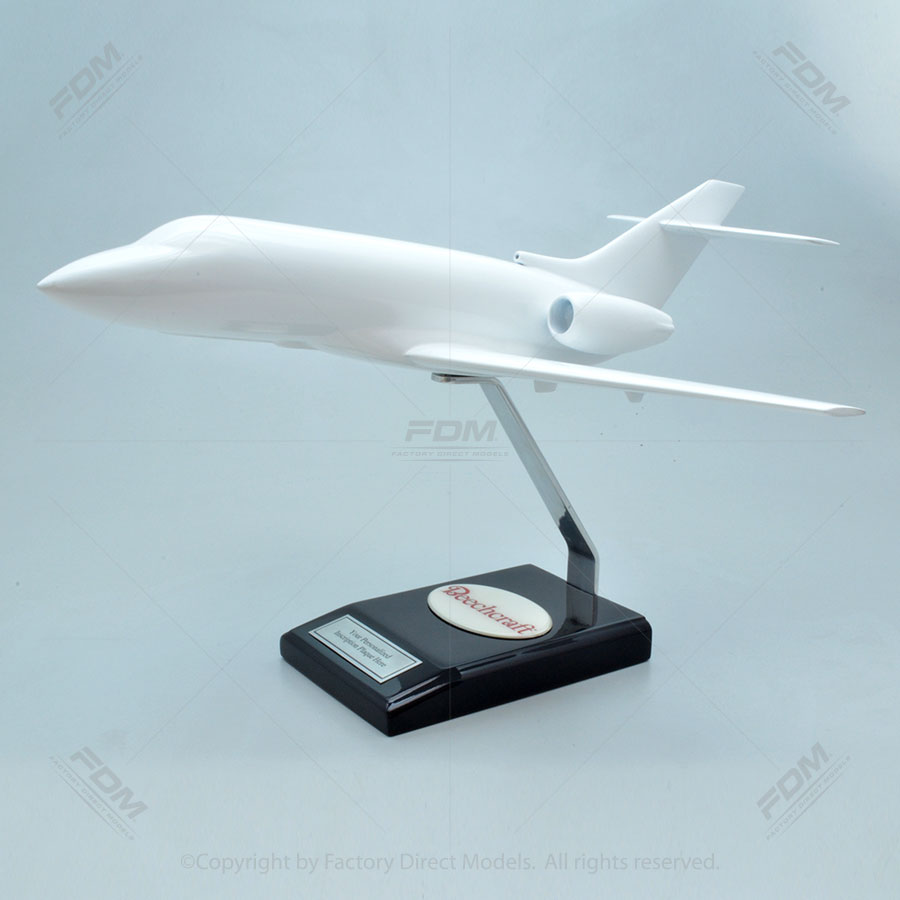 Your Custom Painted Hawker 800XP Scale Model