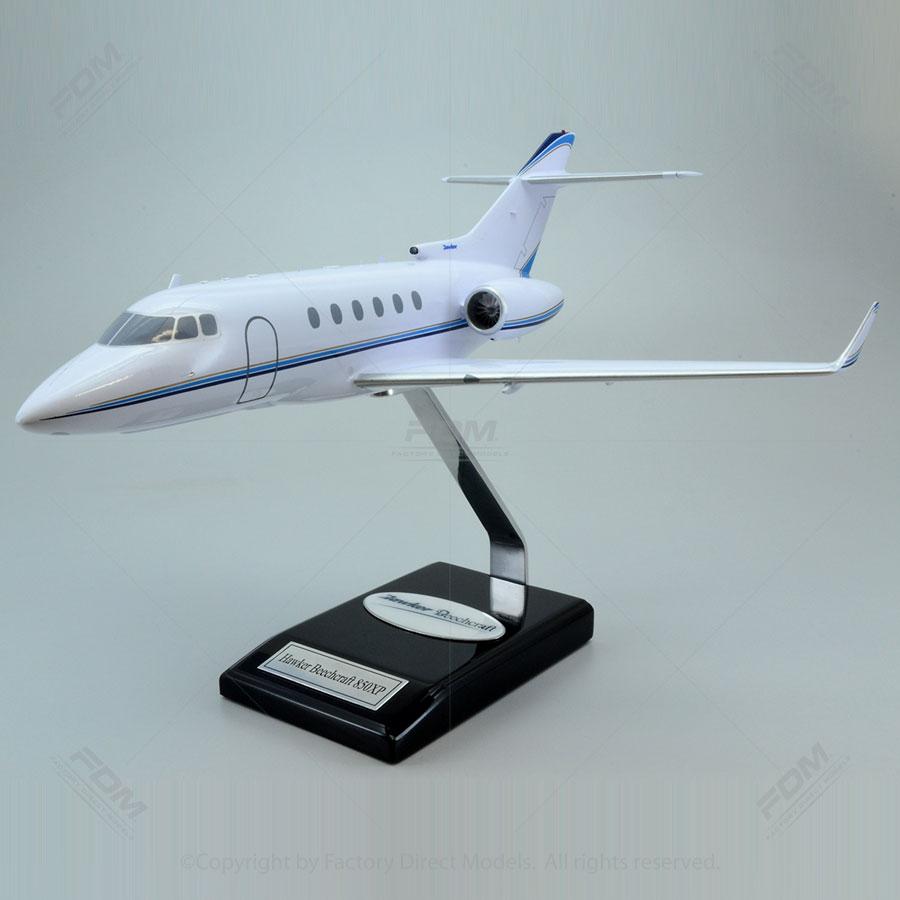 Hawker Beechcraft 850XP Model Airplane