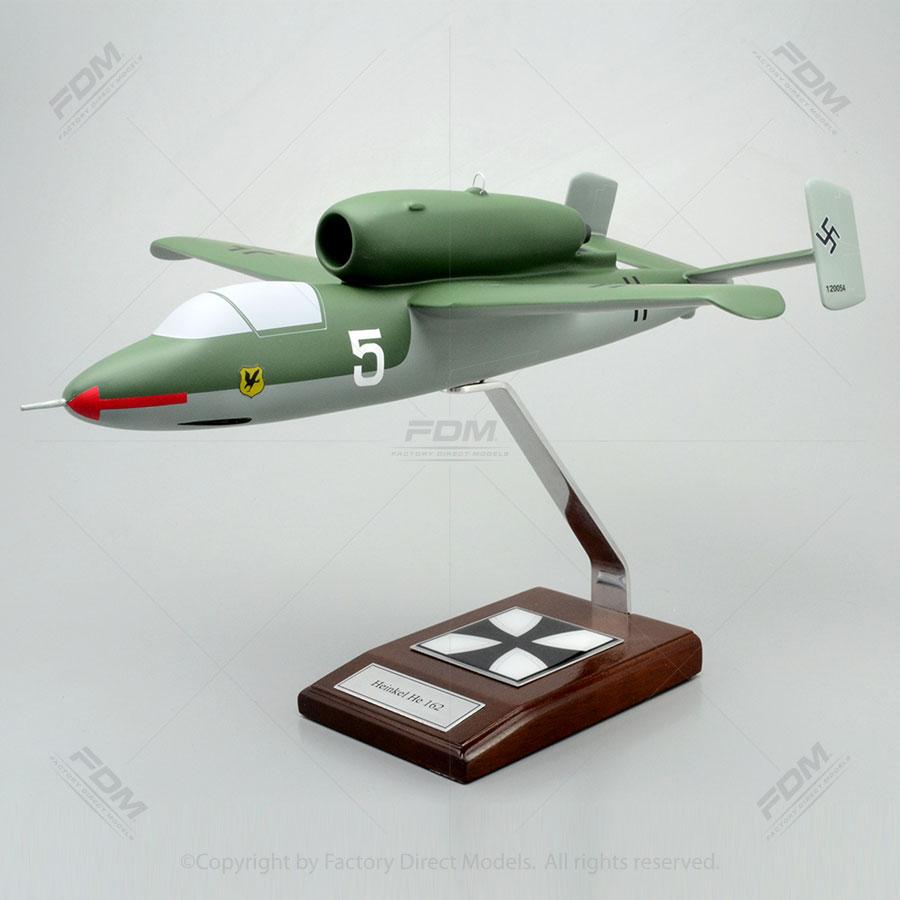 Heinkel HE-162 Salamander Model