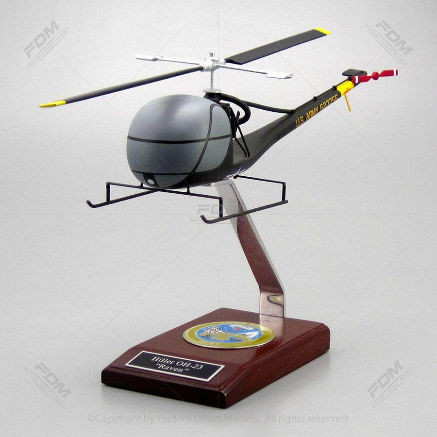 Hiller OH-23 Raven Model