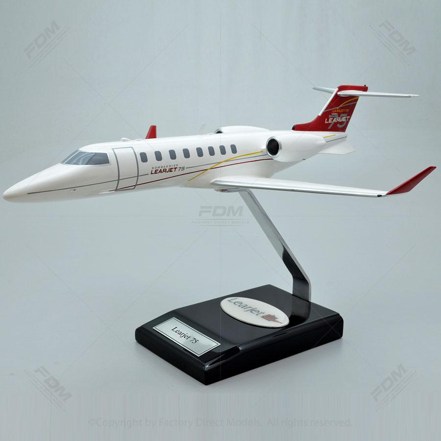 Bombardier Learjet 75 Model