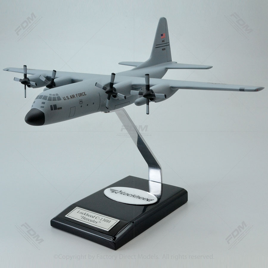 Lockheed C-130H Hercules Model