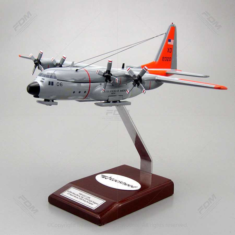Lockheed C-130R Arctic VXE-6 Model