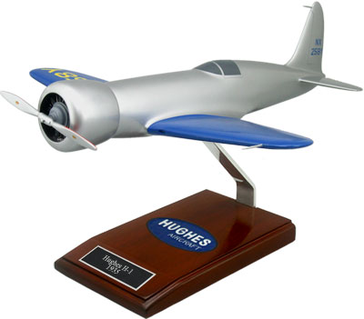 Hughes H-1 1935 Airplane Model