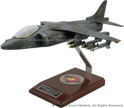 AV-8B HarrieMcDonnell Douglasr II Scale Model