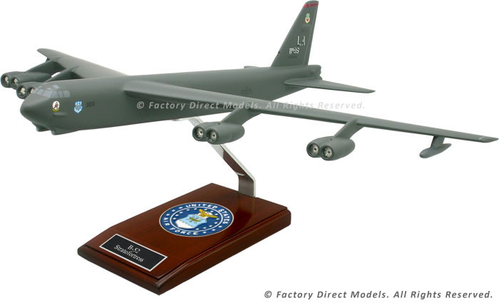 Boeing B-52 Stratofortress Model