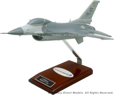 Lockheed Martin  F-16C Fighting Falcon Model