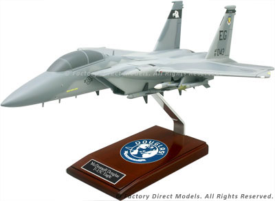 McDonnell Douglas F-15C Eagle Model