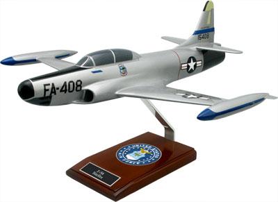 Lockheed F-94 Starfire Model