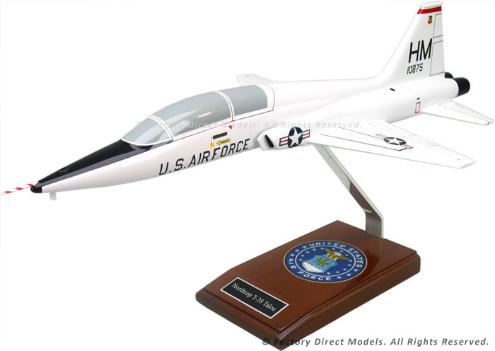 Northrop T-38 Talon Model Airplane