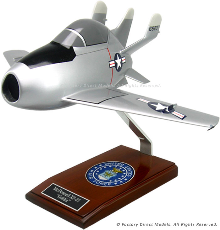 McDonnell XF-85 Goblin Model Airplane