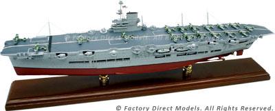 HMS Ark Royal (91) Model Ship