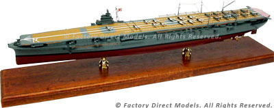 IJN Zuikaku Model Ship