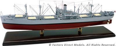 SS Lane Victory Model Ship Replica