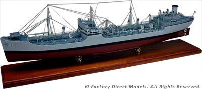 T2 Tanker Model Ship