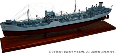 T2-SE-A1 Model Ship