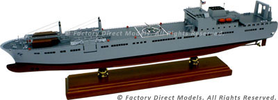 TAKR-300 USNS Bob Hope Model Ship