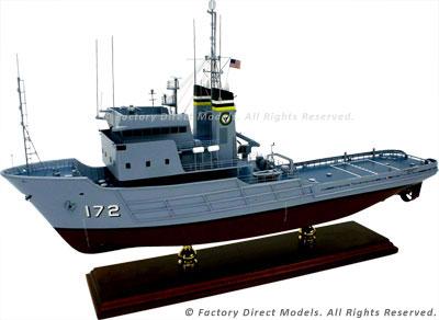 USNS Apache (T-ATF-172) Model Ship
