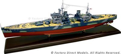 HMS Prince of Wales (53)  Model Ship