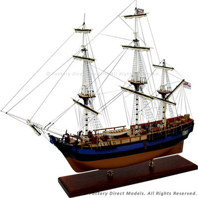 HMS Bounty Model Tall Ship