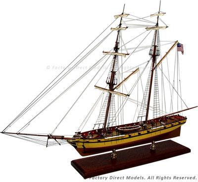 Prince de Neufchatel Tall Model Ship