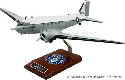 Douglas C-47 Skytrain USAF Model